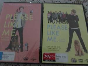 Please Like Me DVD's Rutherford Maitland Area Preview