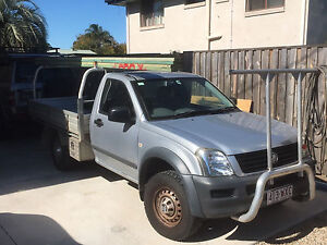 2004 Holden Rodeo Utility Lawnton Pine Rivers Area Preview