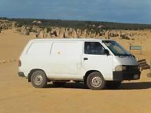Toyota Townace Van/Minivan Sydney City Inner Sydney Preview