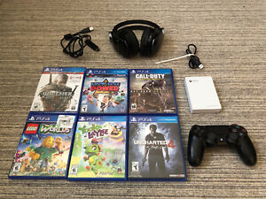 PS4 GAMES & ACCESSORIES FOR SALE!