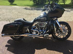 Harley-Davidson Touring 2into1 exhaust