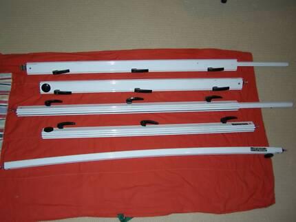 caravan awning anti-flap kit
