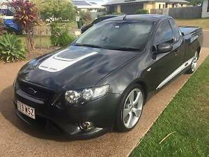 2008 XR8 Ford Falcon Ute Burdell Townsville Surrounds Preview