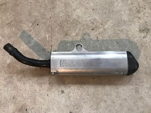 RM 125 exhaust