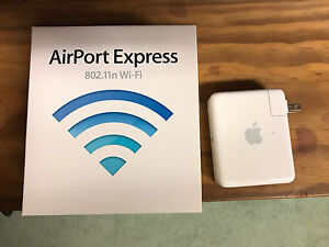 AirPort Express wifi router