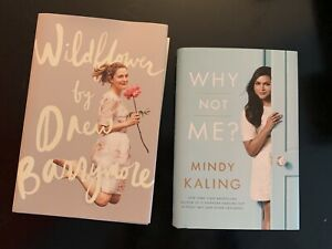 Two Hard Cover Biographies