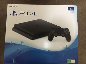PlayStation 4 1TB slim Brand new sealed Parramatta Parramatta Area Preview