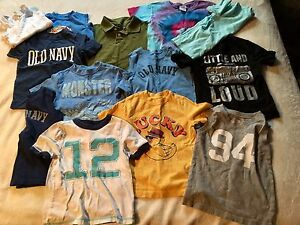 Size 4T Boys Spring/Summer Lot