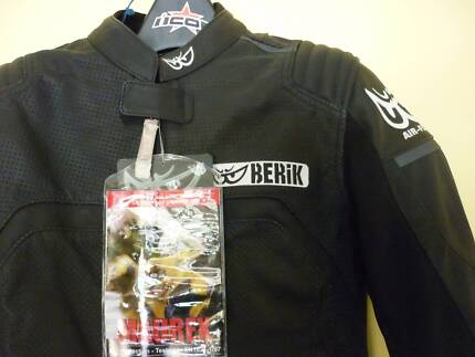 Berik Summer Air Flow Jacket BRAND NEW With TAGS Small
