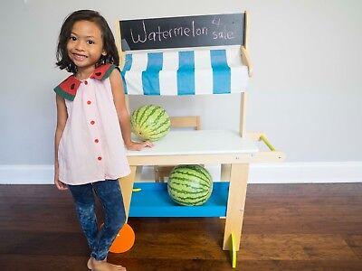 Red Watermelon fruit top tunic girls toddler kids fashion boutique 3T 4T 5T  - Toddler Fashion Boutique