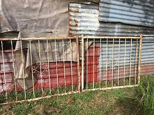 3 pairs x Fence/Gate approx 1070mm (H) x 1470mm (W) per piece Bellbird Park Ipswich City Preview