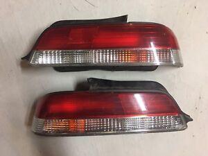 2000 Honda Prelude OEM tail lamps