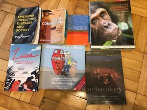 MAC Anthropology Textbooks (second year)