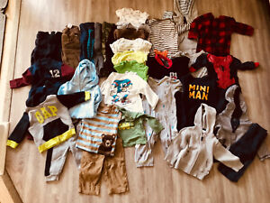 Baby clothes 42 pieces, excellent used condition