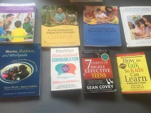ELCC BOOKS FOR SALE