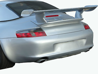 Porsche 996 GT3 RS race style wing 199-2004 coupe