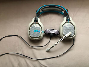 ASTRO A40 HEADSET+M80 MIXAMP