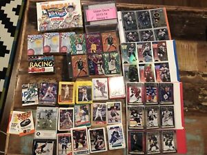 Gros lot de collection de carte sportive/hockey,baseball,basket