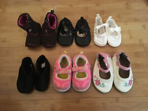 Baby Girl Size 2 Shoes