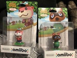 Nintendo amiibo - animal crossing