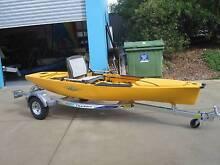 Dunbier Kayak 4m-13 Up to 3.9m Kayak / Canoe Galvanised Hot Dipp Mandurah Mandurah Area Preview