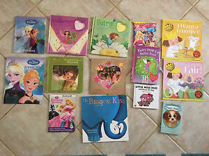 Girls story book bundle Safety Bay Rockingham Area Preview
