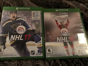 Jeu Xbox One NHL 16-17