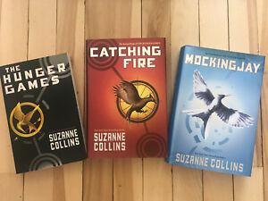 Hunger Games Trilogy $60 value