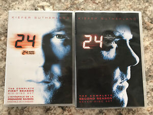24 - The Complete 1st and 2nd Season - DVD