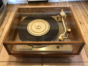 Empire 598 III Troubadour Belt Drive Turntable
