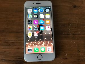 iPhone 6 silver 16G - unlocked