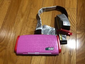 Mifold Grab and GobBooster Seat