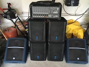 The Perfect PA for med size gigs