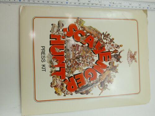 Scavenger Hunt Hollywood Movie Press kit 10 Still Photos 1979 Free shipping