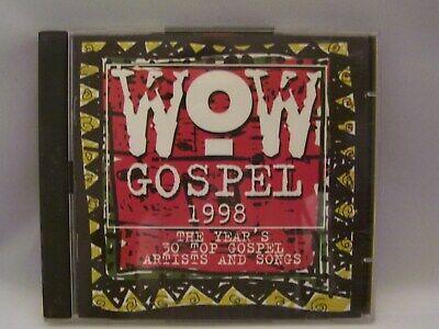 WOW Gospel 1998 Years 30 Top Gospel Artists and Songs Audio -