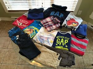Lot de linge Gap pour garçon 4-5ans/boys Gap clothing kit
