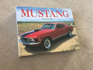 Mustang Historical Book