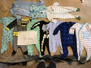 Boy clothing. NB-6m