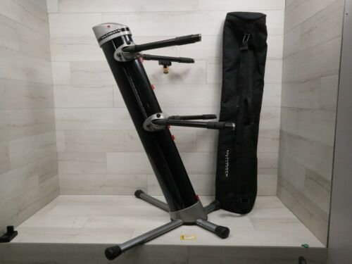 Ultimate Support AX-90 Heavy Duty Tiered Portable Keyboard Stand w/ Bag