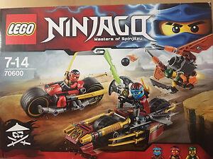 Lego Ninjago 70600 Bike Chase Albert Park Port Phillip Preview