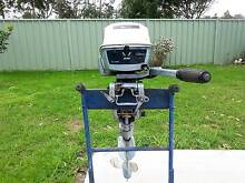 Evinrude 6HP outboard motor Belmont North Lake Macquarie Area Preview