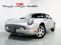 2004 Ford Thunderbird V8 | CONVERTIBLE | HEATED LEATHER City of Toronto Toronto (GTA) Preview