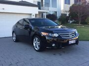 Honda Accord Euro Luxury 10 MY11 Black 5 Speed Automatic Mosman Park Cottesloe Area Preview