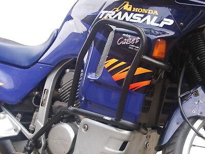 Crash Bars Pare carters Heed HONDA XL 600 TRANSALP (89-96) protection moteur