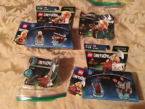 LEGO Dimensions Discs only