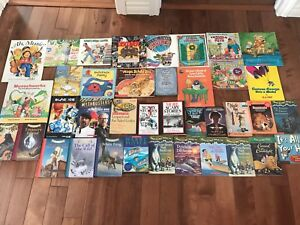 122 Amazing Condition Fiction Books
