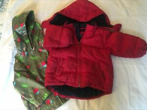 Lots of boys size 3 clothes & outerwear