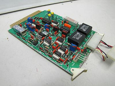 Elox Division Colt Industries Servo Circuit Board Card 320017-006 320017006