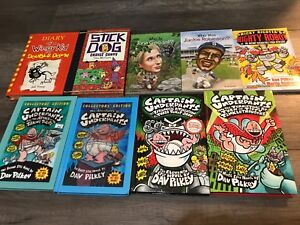 9x Brand New Young Readers Books