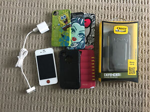 iPhone 4 and accessories